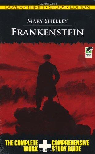 Frankenstein Thrift Study Edition   2009 edition cover