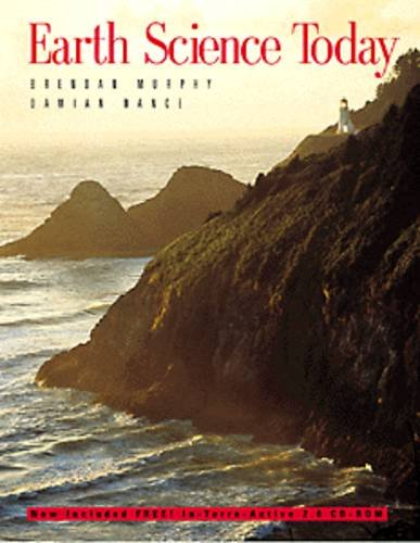 Earth Science Today   1999 9780534521820 Front Cover