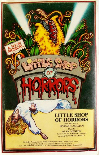 Little Shop of Horrors N/A edition cover
