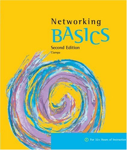 Networking Basics  2nd 2004 (Revised) edition cover