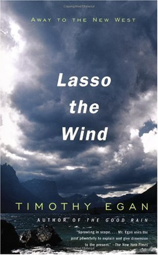 Lasso the Wind Away to the New West N/A edition cover