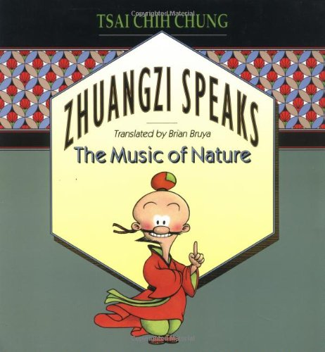 Zhuangzi Speaks The Music of Nature  1992 edition cover