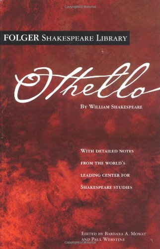 Othello With Detailed Notes from the World's Leading Shakespeare Studies  2004 edition cover