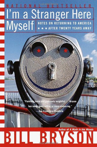 I'm a Stranger Here Myself Notes on Returning to America after Twenty Years Away  1999 edition cover