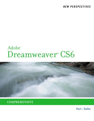 New Perspectives on Adobe� Dreamweaver� CS6, Comprehensive   2013 edition cover