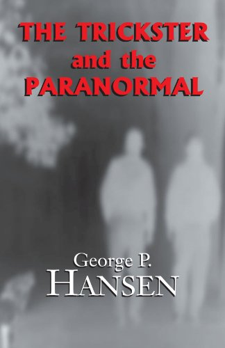 Trickster and the Paranormal   1999 9781401000820 Front Cover