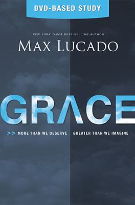 Grace More Than We Deserve, Greater Than We Imagine  2012 9781401675820 Front Cover