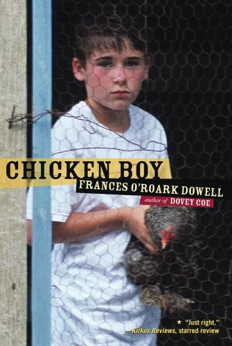 Chicken Boy   2007 9781416934820 Front Cover