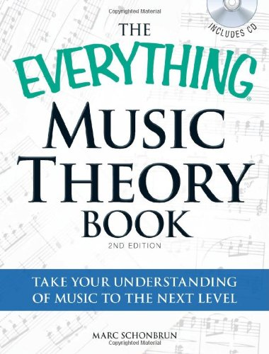 Music Theory Book Take Your Understanding of Music to the Next Level 2nd 2011 (Revised) edition cover