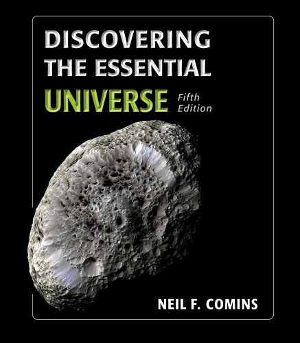 Discovering the Essential Universe  5th 9781464115820 Front Cover