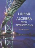 Linear Algebra with Applications   2014 edition cover