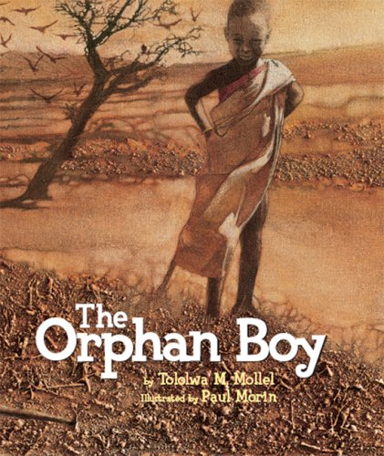 Orphan Boy  2nd 2005 (Revised) 9781550050820 Front Cover