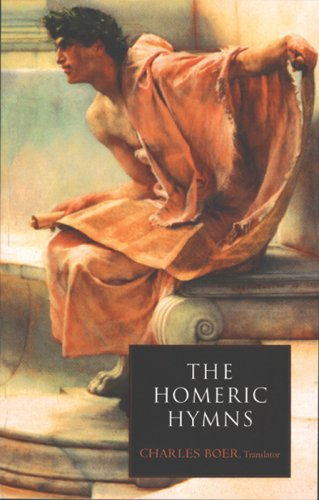 Homeric Hymns  2nd 2015 (Revised) edition cover