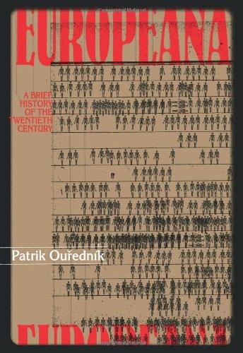 Europeana A Brief History of the Twentieth Century  2005 edition cover