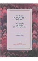 Three Purgatory Poems The Gast of Gy, Sir Owain, The Vision of Tundale  2004 edition cover