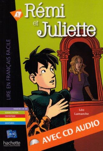 Remi ET Juliette - Livre N/A edition cover