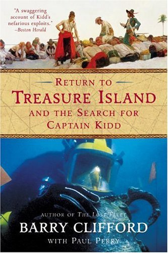 Return to Treasure Island and the Search for Captain Kidd  N/A 9780060959821 Front Cover