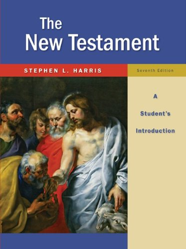New Testament A Student's Introduction 7th 2012 edition cover