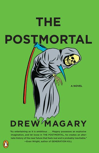 Postmortal   2011 edition cover