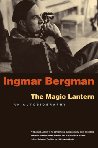Magic Lantern An Autobiography  2007 edition cover