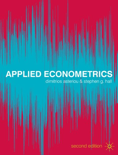 Applied Econometrics  2nd 2011 (Revised) edition cover