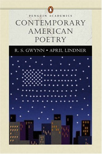 Contemporary American Poetry   2005 edition cover