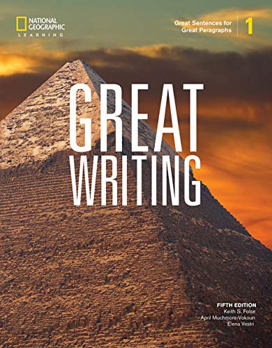 Great Writing: Great Sentences for Great Paragraphs  2019 9780357020821 Front Cover