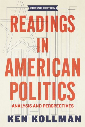 Readings in American Politics Analysis and Perspectives 2nd 2011 edition cover