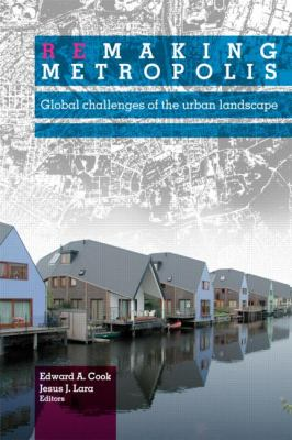 Remaking Metropolis Global Challenges of the Urban Landscape  2013 edition cover