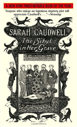 Sibyl in Her Grave  Reprint  edition cover