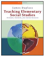 Teaching Elementary Social Studies Strategies, Standards, and Internet Resources 3rd 2011 edition cover