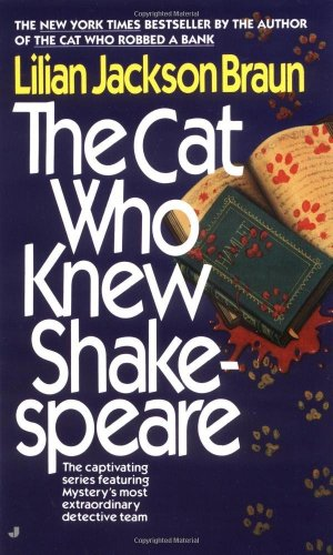 Cat Who Knew Shakespeare   1998 edition cover