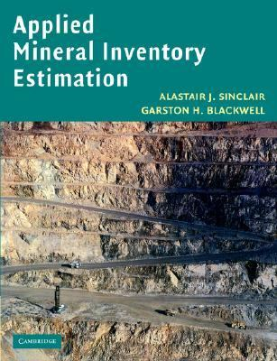 Applied Mineral Inventory Estimation   2006 9780521021821 Front Cover