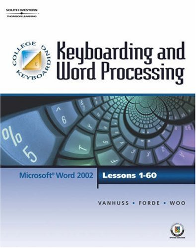 Keyboarding and Word Processing  15th 2002 (Revised) 9780538724821 Front Cover