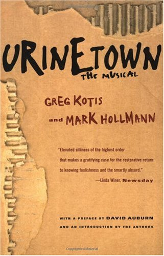 Urinetown The Musical  2002 edition cover