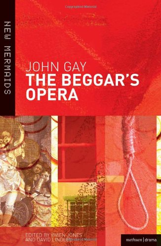 Beggar's Opera   2010 9780713673821 Front Cover