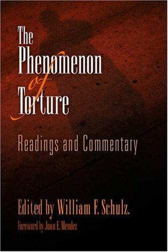 Phenomenon of Torture Readings and Commentary  2007 (Annotated) edition cover
