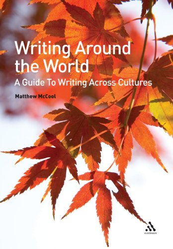 Writing Around the World A Guide to Writing Across Cultures  2009 edition cover