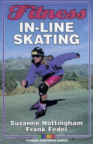 Fitness in-Line Skating   1997 9780873229821 Front Cover