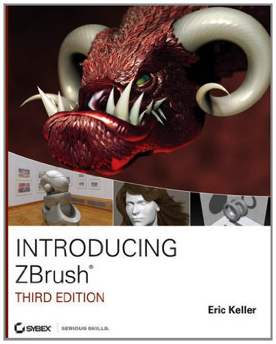 Introducing ZBrush  3rd 2012 edition cover