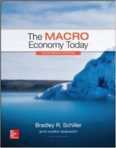The Macro Economy Today:   2015 edition cover