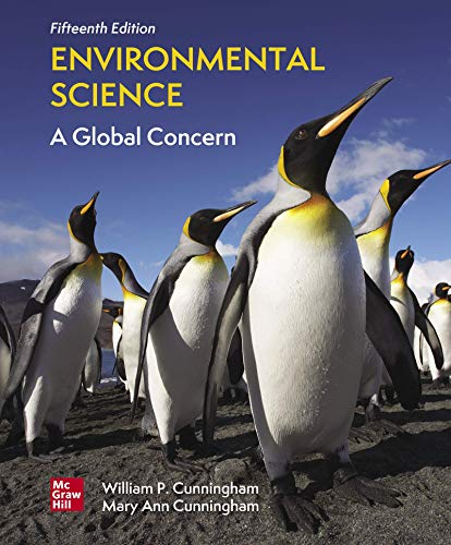 ENVIRONMENTAL SCIENCE:GLOBAL...(LOOSE)  N/A 9781260363821 Front Cover