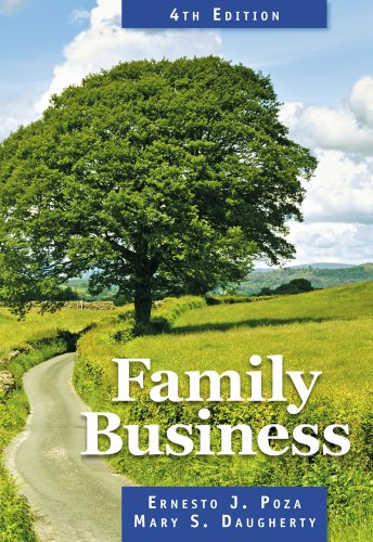 Family Business  4th 2014 edition cover