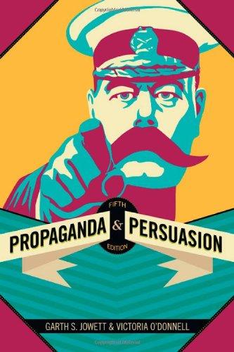 Propaganda and Persuasion  5th 2012 edition cover
