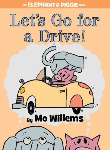 Let's Go for a Drive!   2012 edition cover