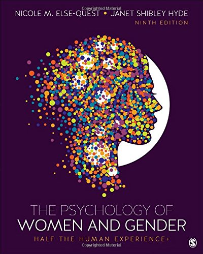 Psychology of Women and Gender Half the Human Experience + 8th 2018 9781506382821 Front Cover