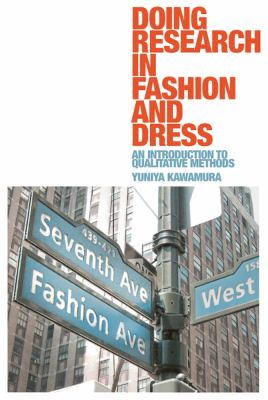 Doing Research in Fashion and Dress An Introduction to Qualitative Methods  2011 edition cover