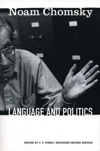 Language and Politics  2nd 2004 edition cover