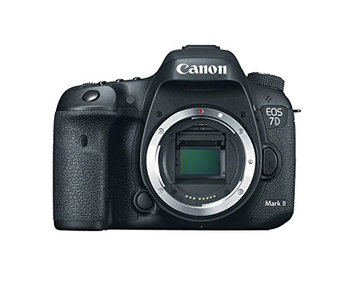 Canon EOS 7D Mark II Digital SLR Camera (Body Only) product image