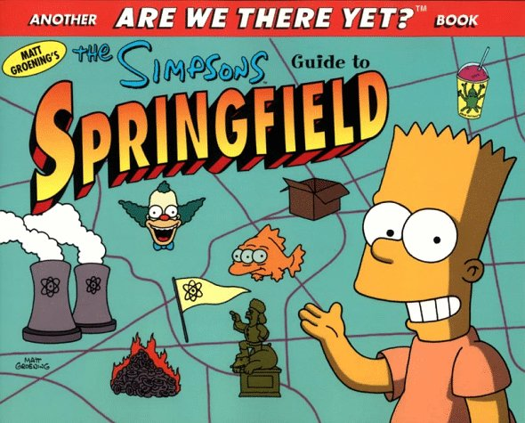 Springfield  N/A edition cover